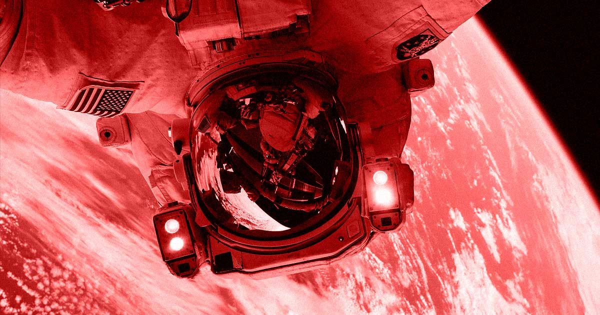 According to a shocking report by NASA scientists, blood flow can stop and even reverse in the upper bodies of astronauts…