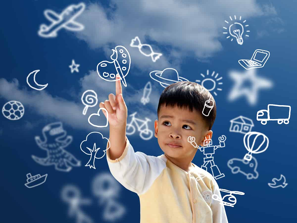 Awesome ways to spark your child's imagination - Family Today