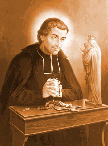 Was St. Louis de Montfort a Blasphemous Mariolater?   Dave ...