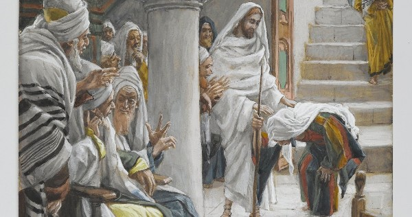 Luke 13:10-21 – Healed of Our Infirmities | Fr. Charles Erlandson Erlandson