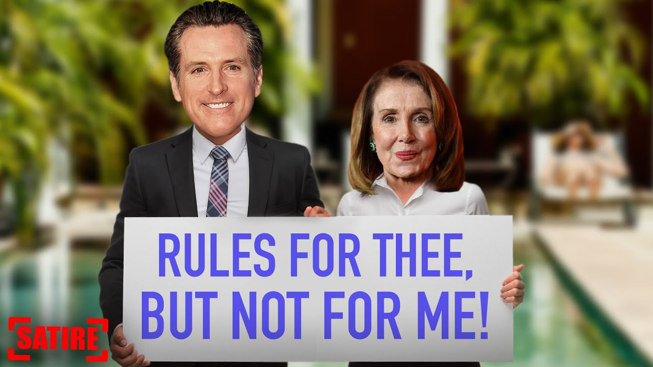 HYPOCRISY: Dems IGNORE Their Own Covid Rules While Calling ...