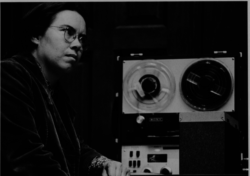 Pauline Oliveros was a Mills College Professor and a founding member ...