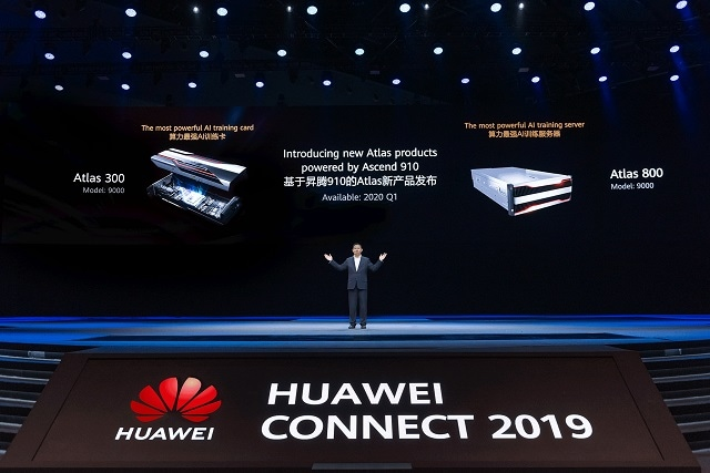 China's Huawei Plans to Build World's Largest Artificial Intelligence System…