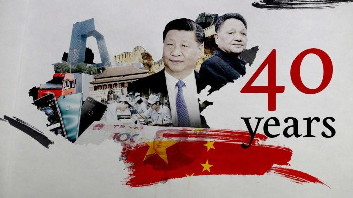 China's 40 years of economic reform that opened the ...