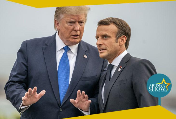 Crise mondiale du coronavirus : Emmanuel Macron annonce ...