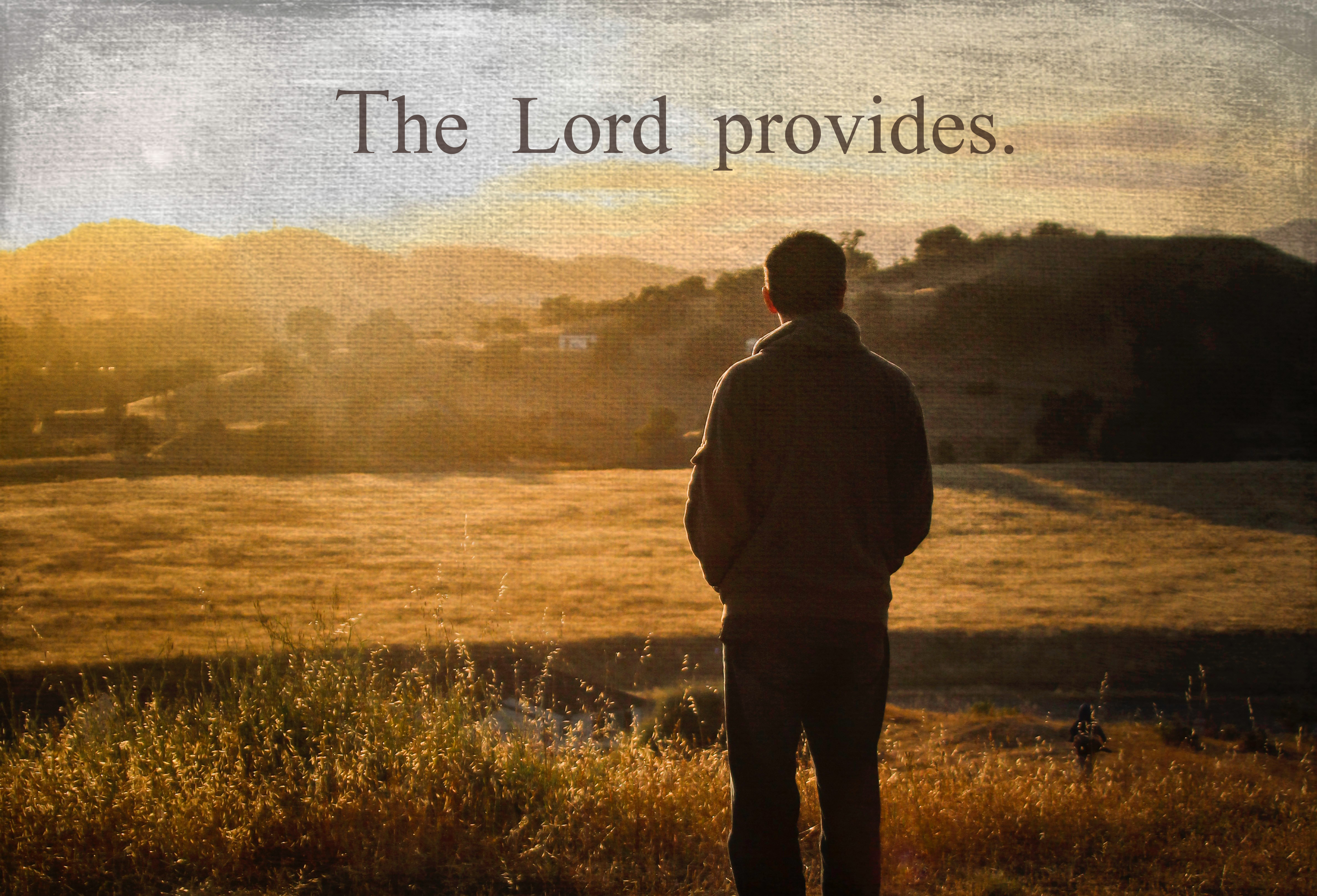 """The Lord Provides"" - The Abundant Life Center"