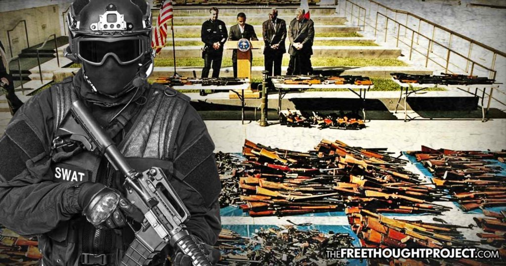 Nearly 200 Citizens' Guns Seized in NJ Under Red Flag Laws in 4 Months, Many of them PERMANENTLY…