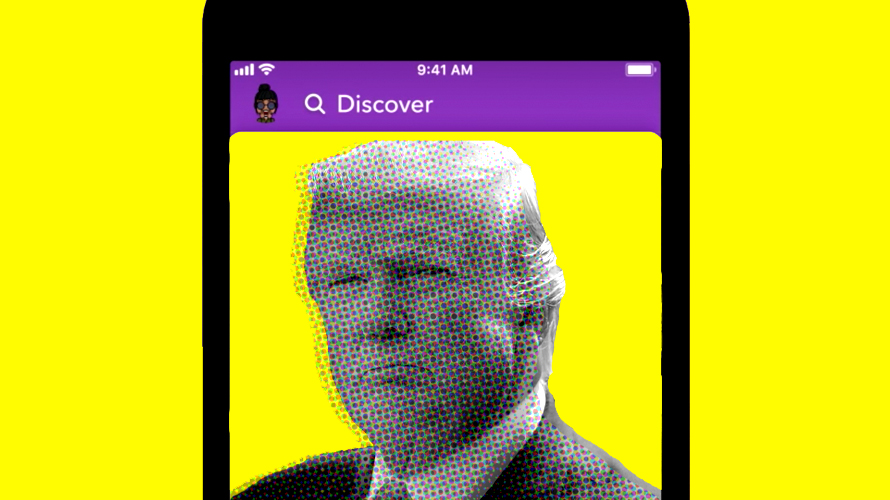 Snap will stop promoting Trump's account after concluding his tweets incited violence.