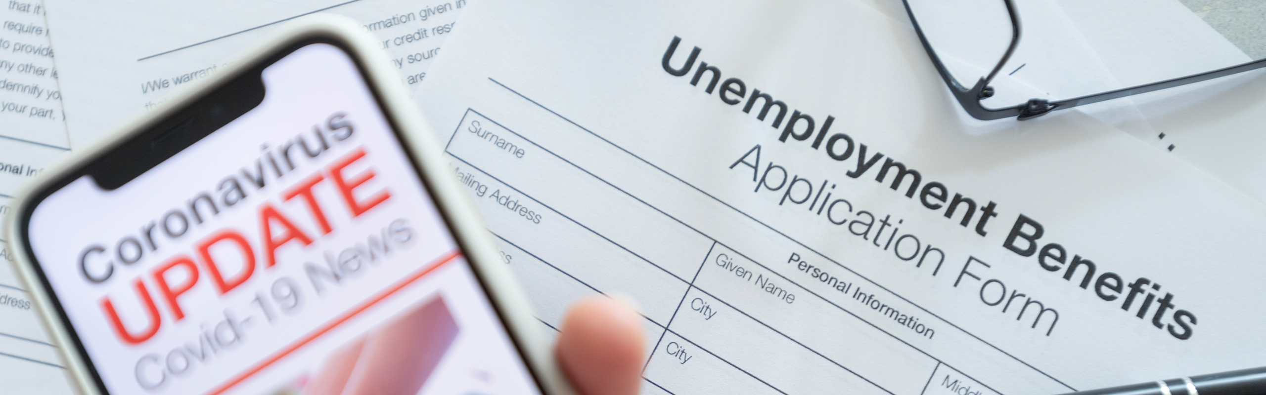 Beware of increased unemployment fraud due to identity theft