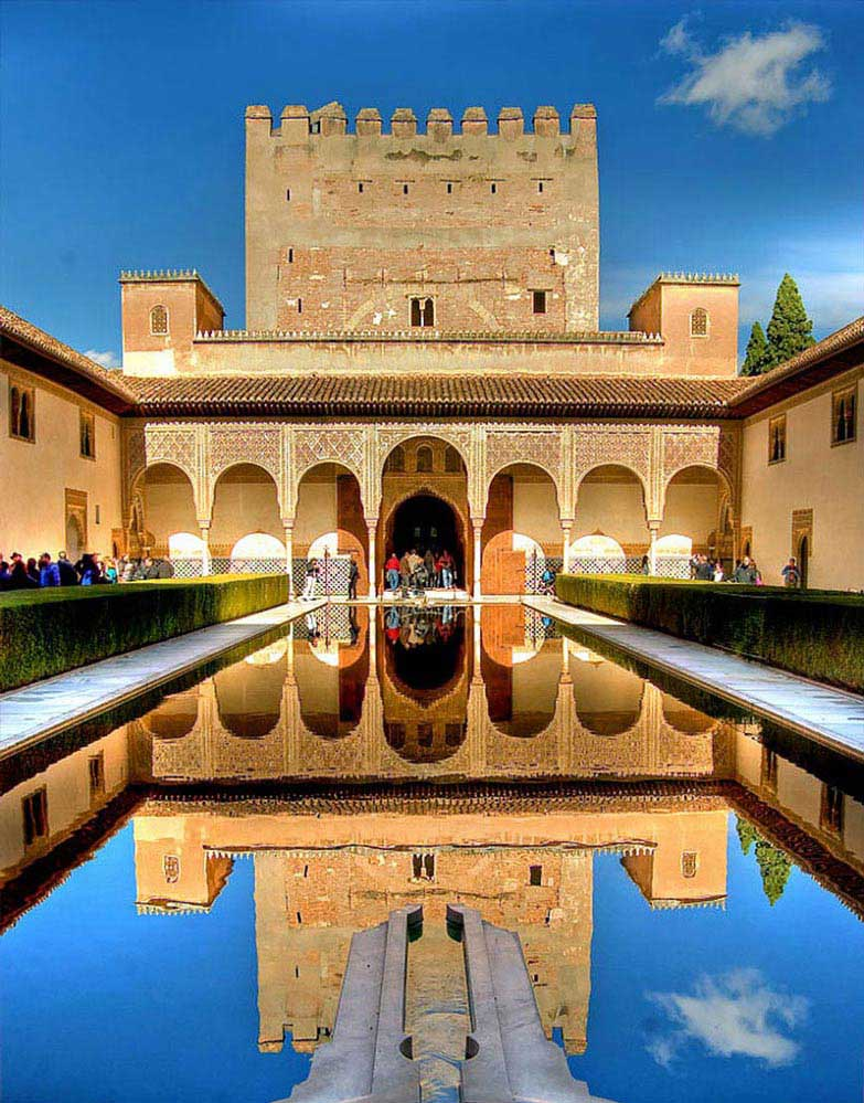 Alhambra Granada Tours Official guided tours