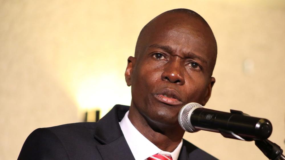 Haiti: Jovenel Moise confirmed as new president | Haiti ...