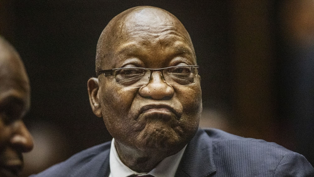 South African court issues arrest warrant for ex-leader Zuma for failing to appear in court on corruption charges that he has sought to avoid for months — now by asserting that he is ill….
