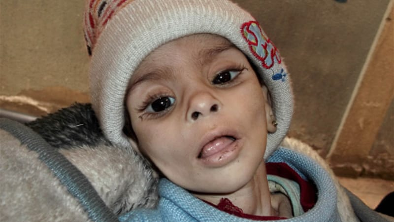 Starving to death in Syria's Yarmouk camp | Israel | Al ...