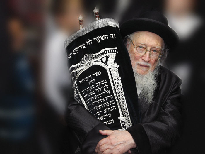 The Matchless Crown of Torah // A conversation with the ...