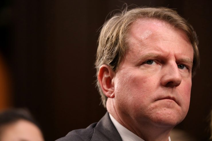 Judiciary Committee says McGahn ruling leaves only extreme options — such as arrests — to get White House info…