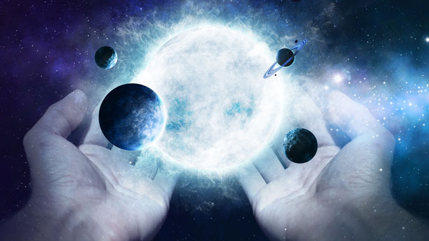 Renowned Physicist finds proof God exists: The universe was created by design in huge Matrix ...