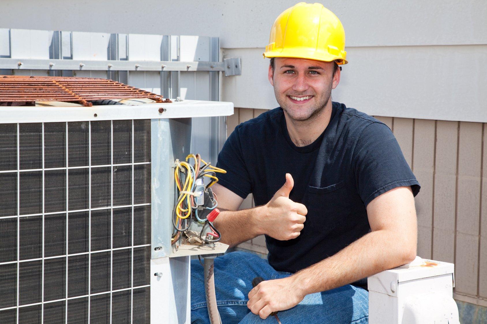 HVAC Service maintenance