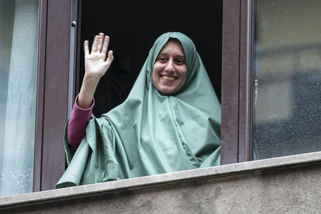 """La nuova vita di Silvia Romano: sarà la """"testimonial"""" per l'islam"""