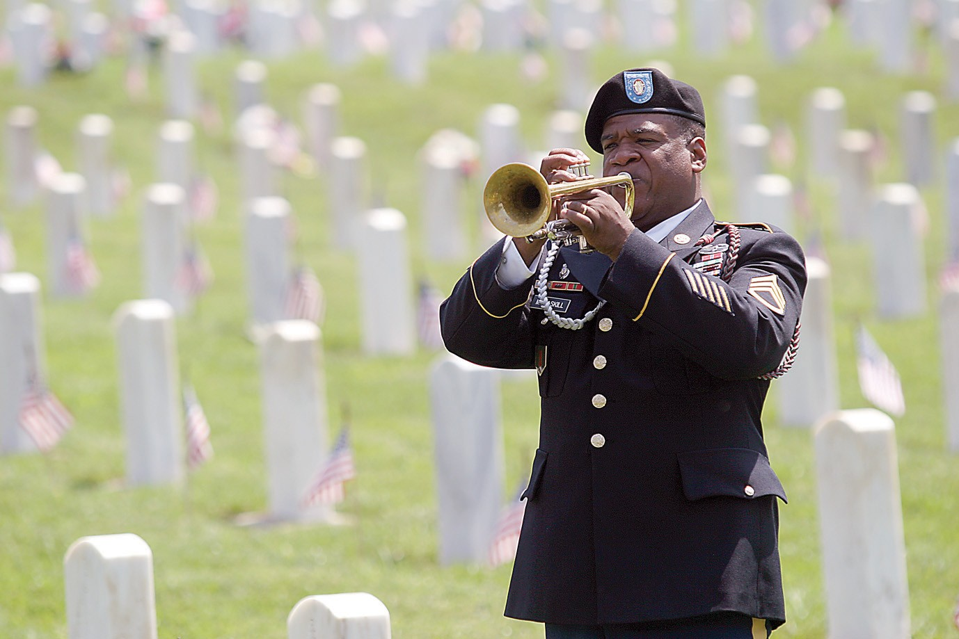 Fort Riley remembers, honors fallen on Memorial Day ...