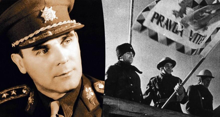 Generál Heliodor Píka - Československý voják a legionář ...
