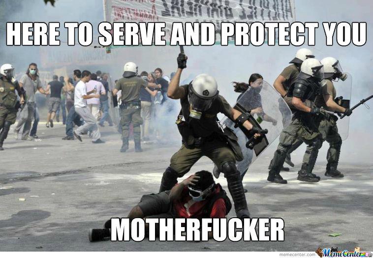 Funny Cops Meme - Askideas.com