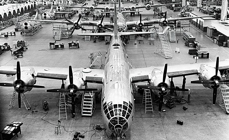 Boeing Played a Key Role in Winning World War II - April ...