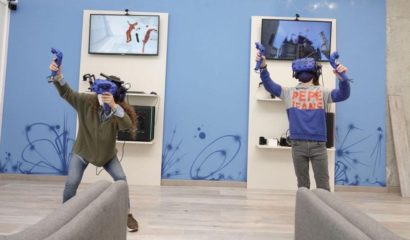 De Vigo a la luna con realidad virtual