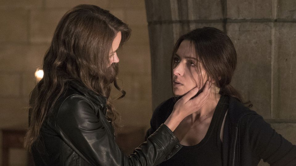 """Root and Shaw's """"Person of Interest"""" Reunion Is One of The ..."""