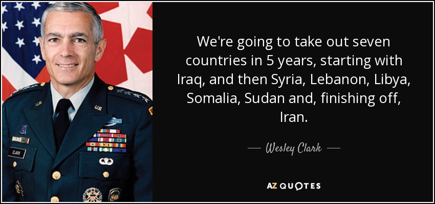 TOP 25 QUOTES BY WESLEY CLARK (of 65) | A-Z Quotes