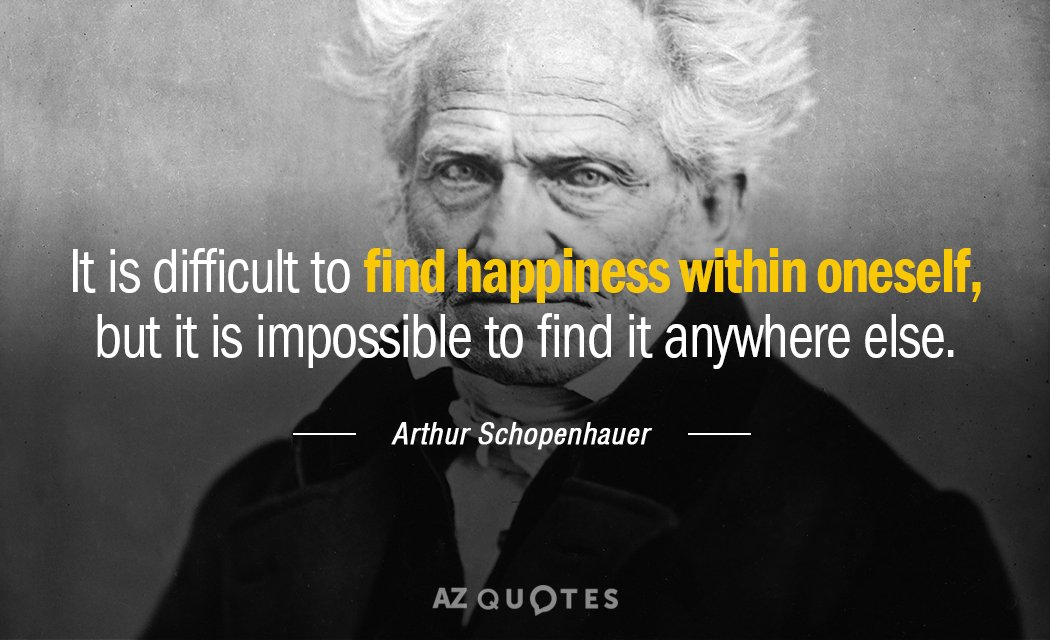 TOP 25 QUOTES BY ARTHUR SCHOPENHAUER (of 571) | A-Z Quotes