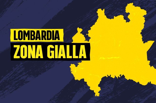 """DA DOMENICA NOVE REGIONI IN """"ZONA GIALLA"""". ANCHE LA ..."""