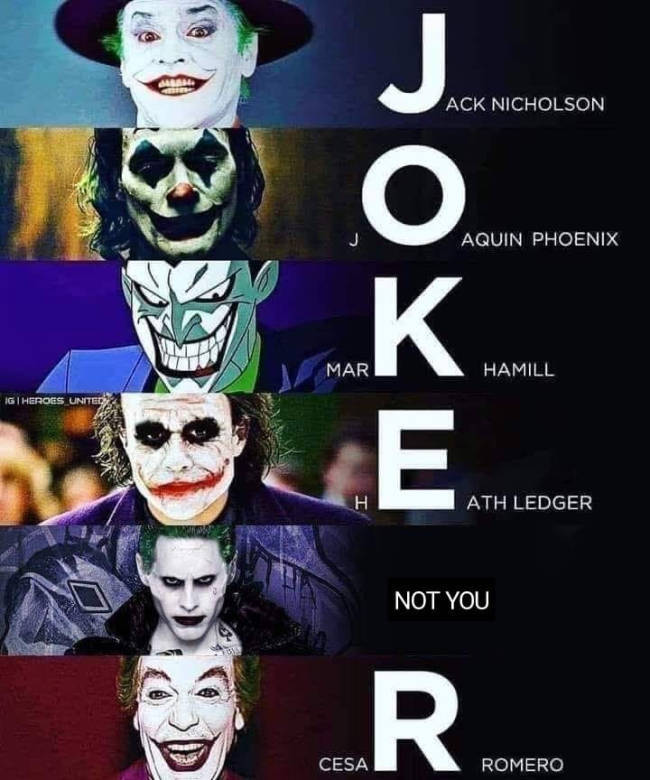 """20+ Memes About Jared Leto Not Happy With The New """"Joker ..."""