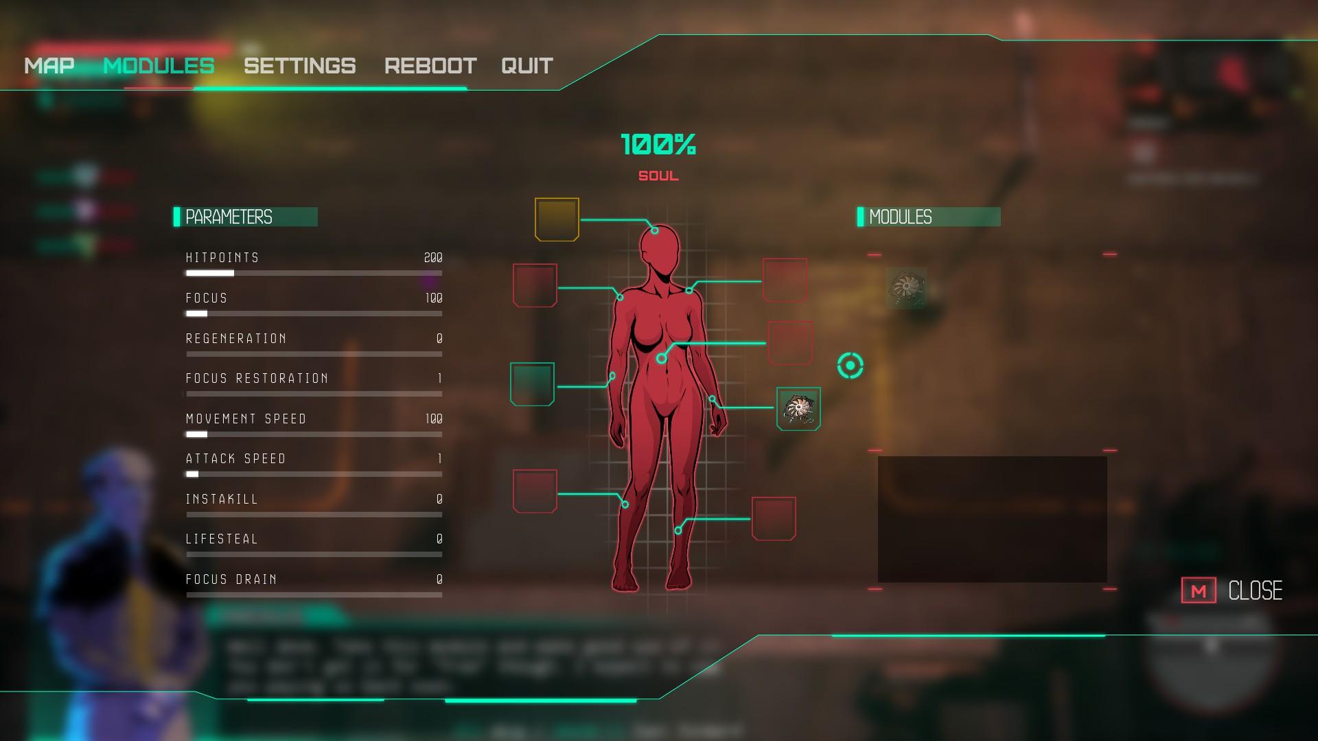 Glitchpunk demo | Review in 7 Screenshots - Barrel Drill