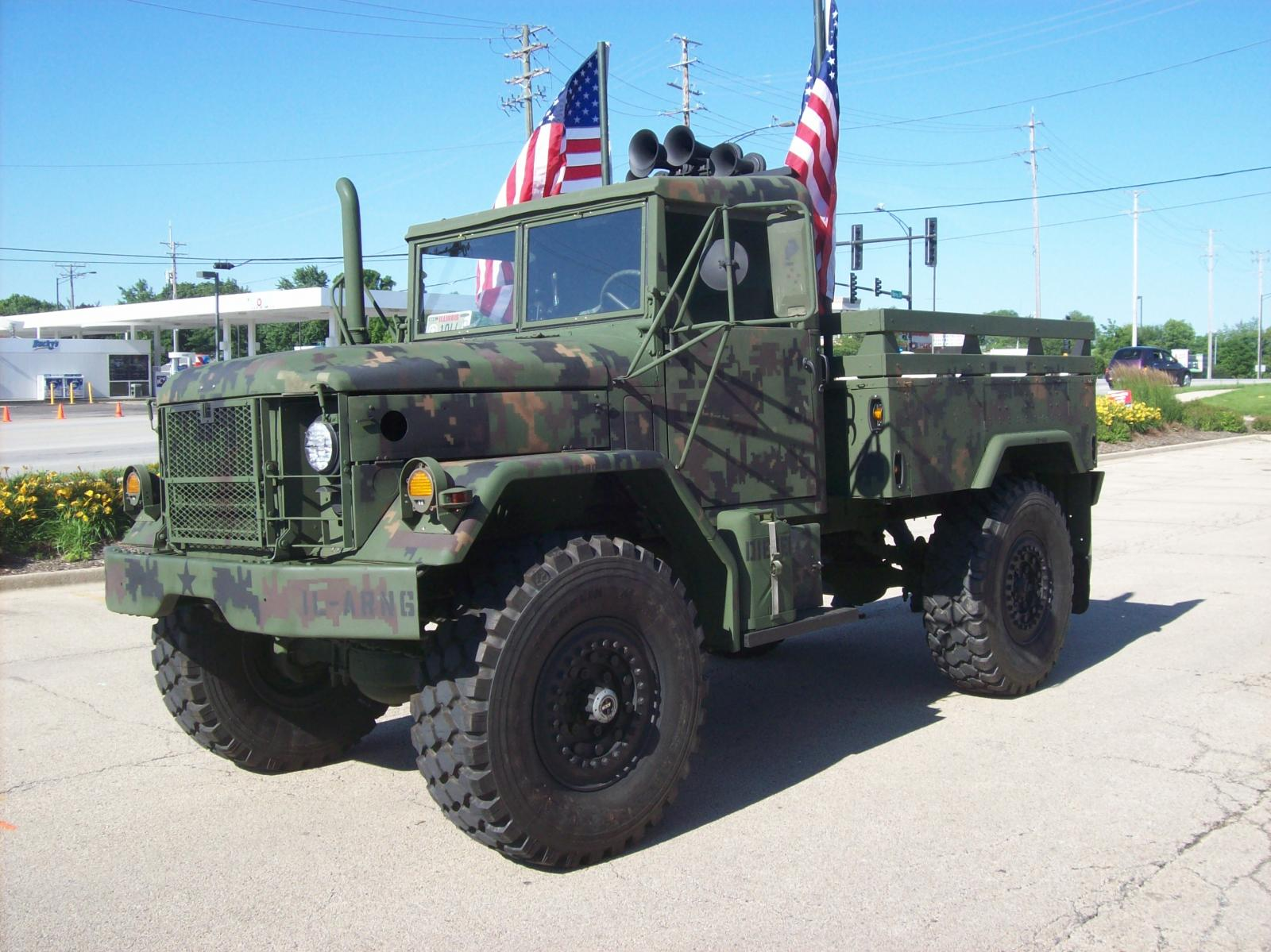 M939 5-Ton Military Trucks - Other Truck Makes ...
