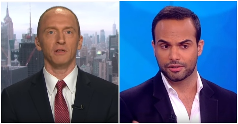 FBI Interview Notes With Page And Papadopoulos Are Released…