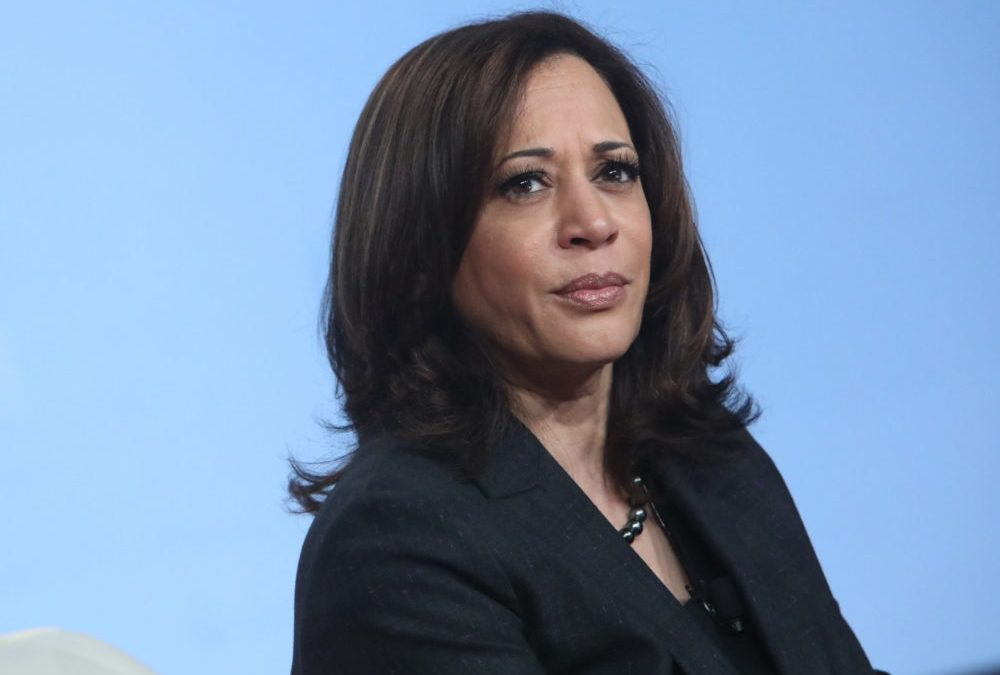 Kamala Harris Vows to Fine Companies That Pay Women ...