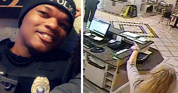 Black Police Officer Not Charged For Killing Woman Who ...
