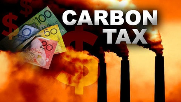 Canadian carbon taxes increase starting today…