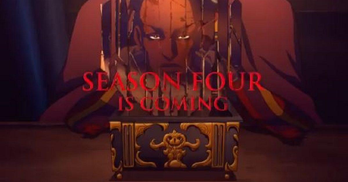 """Castlevania"" Season 4 Gets Netflix's Blessing [VIDEO]"