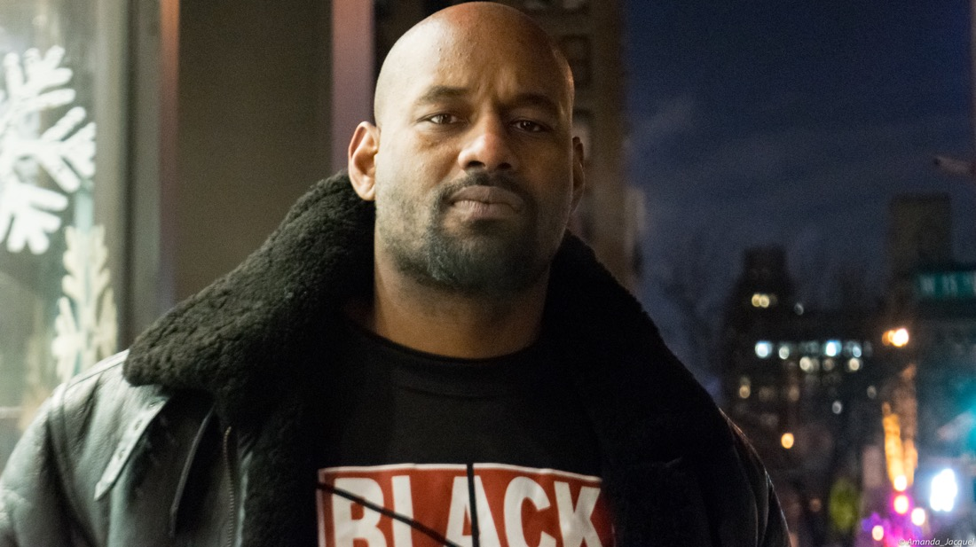 Black Lives Matter leader declares war on police and group is 'training our people to defend our communities' in Black Panther style armed 'patrols'…