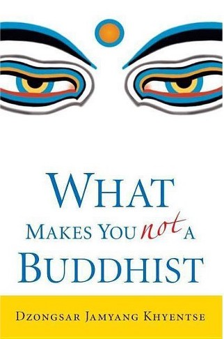 Buy What Makes You Not a Buddhist | Booknese - Books By ...