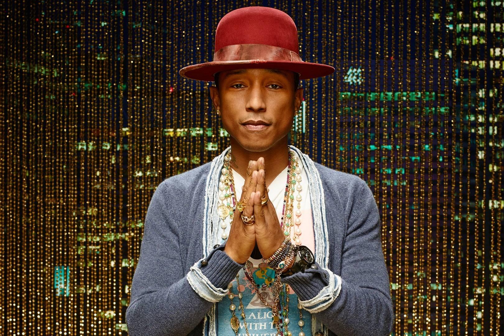 Pharrell Williams shares fashion philosophy - Botswana ...