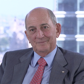 Charles Bronfman Pilots, Proves, and Partners for ...