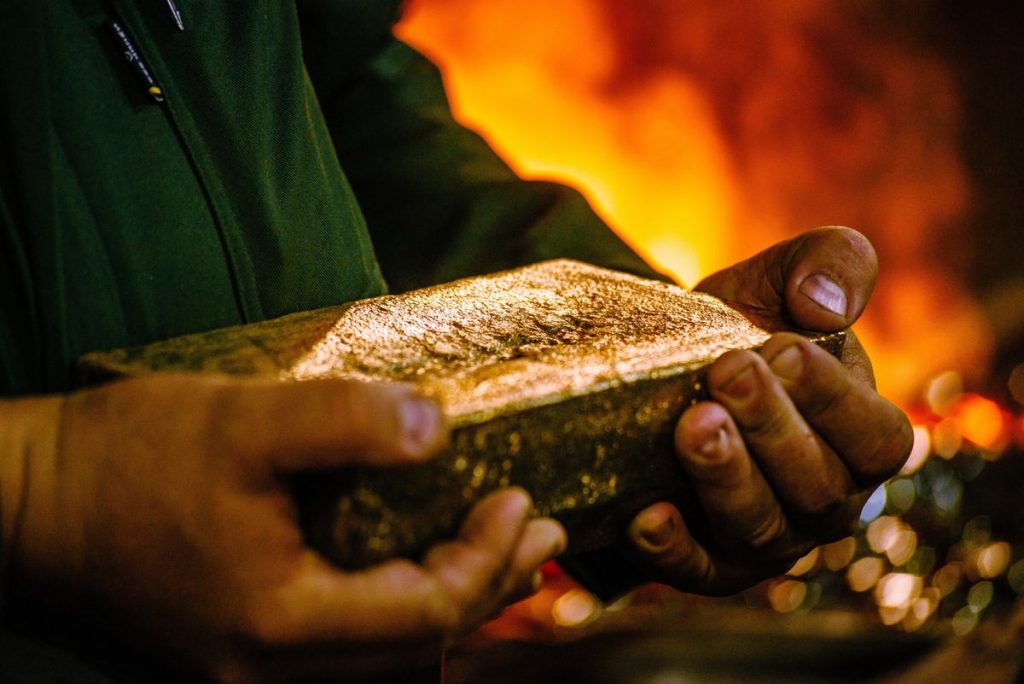Gold worth billions smuggled out of Africa…