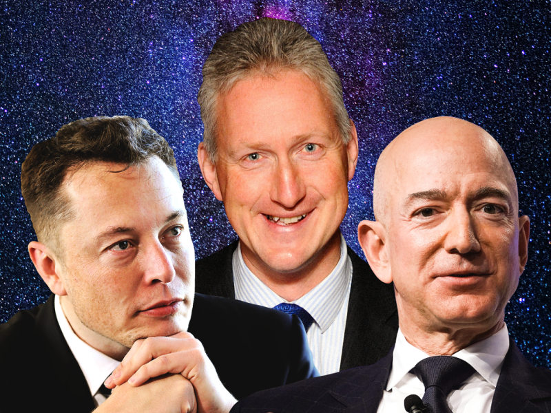 A self-declared space nation called Asgardia is planning a fully functioning space economy and wants help from Elon Musk and Jeff Bezos…