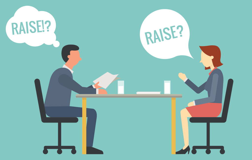 Don't Just Ask, Earn Your Raise   Business Talent Solutions