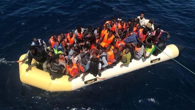Las llegadas de migrantes en patera a Canarias aumentan un ...