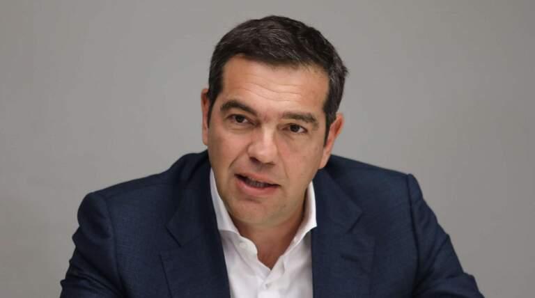 Αλέξης Τσίπρας: Ανάγκη για ένα νέο κοινωνικό συμβόλαιο ...