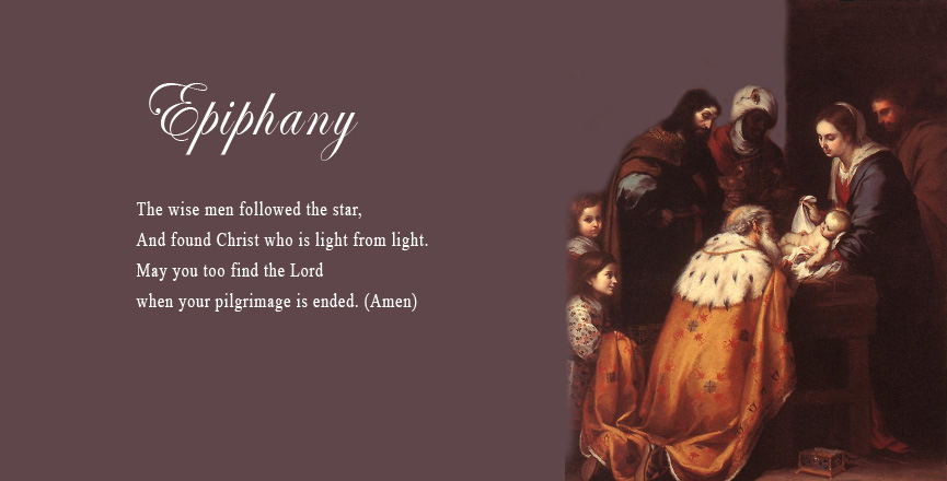 Epiphany - Diocese of Manchester