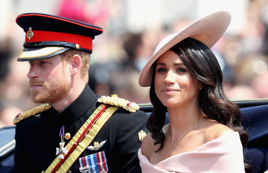 Prince Harry and Meghan Markle's Staff Are 'Giving It 5 ...